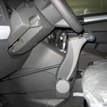 Handbediensysteme helfen behinderten Menschen Fahrzeuge zu führen