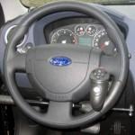 Griffe mit verschiedenen Funktionen für die Fahrzeugbedienung