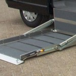 Ultraflache Kassettenlift für die Seitentür