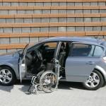 EDAG Rollstuhl Verladehilfen