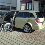 EDAG Rollstuhlladehilfen