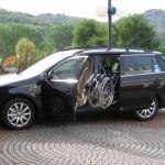 EDAG Rollstuhlverladehilfe