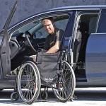 Das Rollstuhlverladesystem