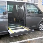 Der ultraflache Kassettenlift K90 Active für die Seitentür