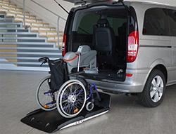 Fiorella Rollstuhhebebühne