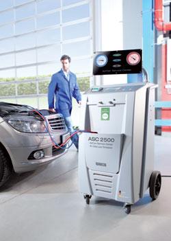 Klimaanlage WAECO ASC 2500 Low Emission