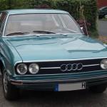Ein wunderschöner Audi 100 Coupè S