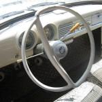 Originales Lenkrad des Wartburg 311