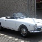 Die Alfa Romeo Giulietta ist eine Modellreihe von Automobilen des Herstellers Alfa Romeo, die von Anfang 1954 bis Ende 1964 hergestellt wurde.