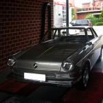 Der BMW 700 in der Klassikerwerkstatt in Paderborn